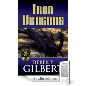 Iron Dragons for the Kindle