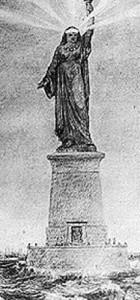 Bartholdi's original concept